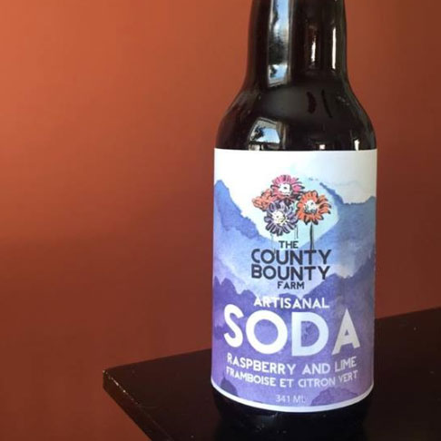County Bounty Soda